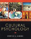 Cultural Psychology