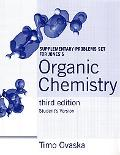 Organic Chemistry Supplementary Problems Set For Jones's