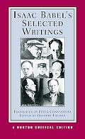 Isaac Babel's Selected Writings