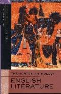 Norton Anthology of English Literature Middle Ages