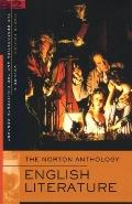 Norton Anthology of English Literature Restora