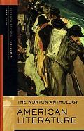 The Norton Anthology of American Literature: Volume C: 1865-1914