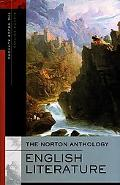 Norton Anthology of English Literature, Major Aut