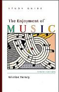 Enjoyment of Music - Study Guide
