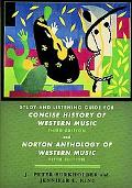 Concise History of Western Music (Study Guide)