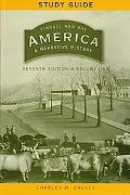 America: Narrative History, Volume 1- Study Guide