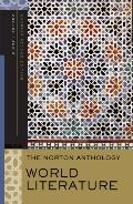 The Norton Anthology of World Literature: (Shor