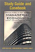 Study Guide and Casebook: for Managerial Economics: Theory, Applications, and Cases, Seventh Edition