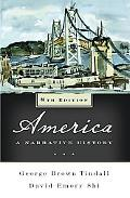 America: A Narrative History (Eighth Edition)  (One-Volume)