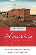 America: v. 1: A Narrative History