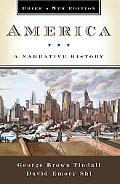 America: A Narrative History (Brief Eighth Editio