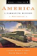 America: A Narrative History (Brief Eighth Edition)  (Vol. 2)
