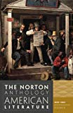 Norton Anthology of American Literature 8E Vol B