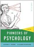Pioneers of Psychology : A History
