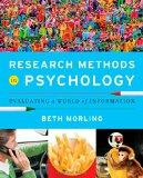 Research Methods in Psychology - Evaluating a World of Information