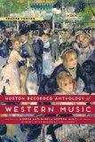 Norton Recorded Anthology of Western Music (Seventh Edition)  (Vol. Concise Volume)
