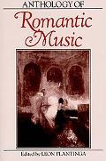 Anthology of Romantic Music
