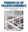 Principles of Microeconomics: Readings, Issues and Cases - Edwin Mansfield - Paperback - 4th ed