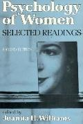 Psychology of Women Selected Readings