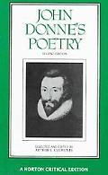John Donne's Poetry Authoritative Texts, Criticism