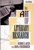 Art of Literary Research