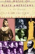 Music of Black Americans A History