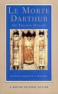 Le Morte Darthur Authoritative Text, Sources and Backgrounds, Criticism