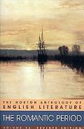 Norton Anthology of English Literature Romantic Period
