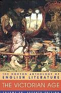 Norton Anthology of English Literature Victorian Age