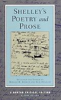 Shelley's Poetry and Prose Authoritative Texts, Crit