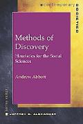 Methods of Discovery Heuristics for the Social Sciences