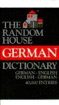 German Vest Pocket Dictionary