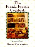 Fannie Farmer Cookbook - Marion Cunningham - Hardcover - REV