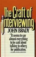 Craft of Interviewing
