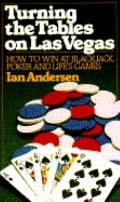 Turning the Tables on Las Vegas - Ian Anderson - Paperback