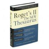Roget's II: The New Thesaurus