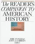 Reader's Companion to American History