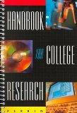 Handbook for College Research