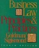 Business Law: Principles and Practices, 4th Edition