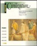Western Civilization: Ideas, Policies & Society