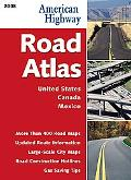 Rand McNally Road Atlas 1996