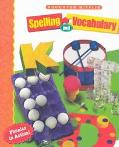 Houghton Mifflin Spelling and Vocabulary Level 2