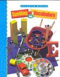 Houghton Mifflin Spelling and Vocabulary Level 4