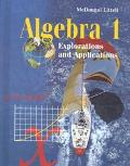 Algebra 1 Explorations and Applications