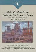 Major Problems in the History of the American South The New South  Documents and Essays