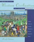Western Civilization The Continuing Experiment Brief Edition to 1715