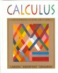Calculus With Analytic Geometry, Alternate