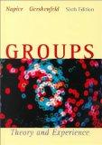 Groups: Theory and Experience
