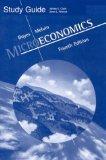 Microeconomics: Study Guide
