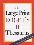 Roget's II Thesaurus - American Heritage - Hardcover